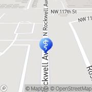Map Tim Carlton Prosthetics Oklahoma City, United States