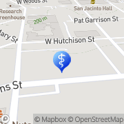 Map Central Texas Medical Center San Marcos, United States