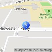 Map Farr Stephen C DDS Wichita Falls, United States