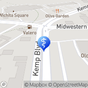 Map Hyde and Page Dentistry Wichita Falls, United States