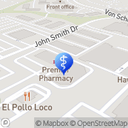 Map Shyam Purswani, MD San Antonio, United States
