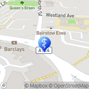 Map Specsavers Opticians and Audiologists - Hornchurch Hornchurch, United Kingdom