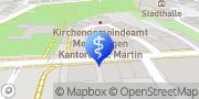 Karte TEC2 GmbH Memmingen, Deutschland