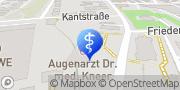 Karte AT Ambulantes Therapiezentrum GmbH, Sascha Helmuth Giengen an der Brenz, Deutschland
