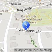 Karte PEP Ralf Hader Feuchtwangen, Deutschland