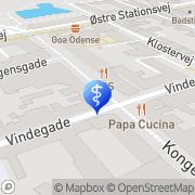 Kort Grunnet-Nilsson Rie Odense, Danmark