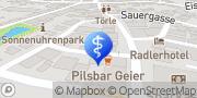 Karte Ihr Hörakustiker Breck e.K. Wassertrüdingen, Deutschland