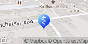 Karte terzo-Zentrum Gotha, Deutschland
