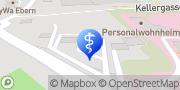 Karte MVZ Ebern Ebern, Deutschland