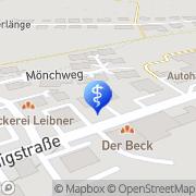 Karte Herr Dr. med. Michael Deistler Aurachtal, Deutschland