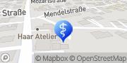 Karte Gebetsheiler Albert Veil Meitingen, Deutschland