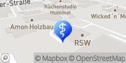Karte RSW Personal Hallstadt, Deutschland