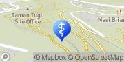Map Hair Transplant Specialist Kuala Lumpur Village, Malaysia