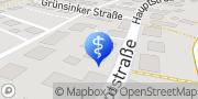 Karte terzo-Zentrum Weßling, Deutschland