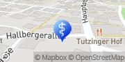 Karte terzo-Zentrum Tutzing, Deutschland
