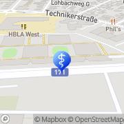 Karte Fraidl Dietmar Dr Innsbruck, Österreich