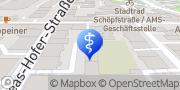 Karte Edburg Edlinger Ernährungsberatung Innsbruck, Österreich