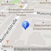 Karte Zirm Mathias Univ Prof Dr - Flugmedizinischer Sachverständiger Innsbruck, Österreich