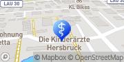 Karte Heiner Müller Philipps Sohn, Dr.med. Melanie Adelhardt, Dr.med. Vera Schuster Hersbruck, Deutschland