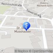 Karte Platzer Christian Dr. Hall in Tirol, Österreich