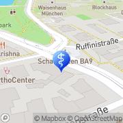 Karte MACEK München, Deutschland