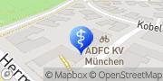 Karte Georg Klarnetsis München, Deutschland