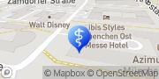 Karte COACHING ZONE München, Deutschland