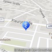 Karte Misler + Karlheinz Dr.med. Susanne Steinl Amberg, Deutschland