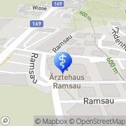 Karte Putz-Gergely Dinah Dr. Ramsau im Zillertal, Österreich