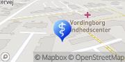 Kort Vordingborg Sundheds Center Vordingborg, Danmark
