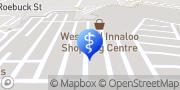 Map Specsavers Optometrists - Innaloo Westfield Innaloo, Australia