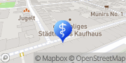 Karte pro optik hörzentrum Gera, Deutschland