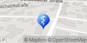 Karte Gesundheitspraxis Marton Regensburg, Deutschland