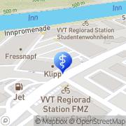 Karte Dr. Mohammad Esmail Omidi Kufstein, Österreich