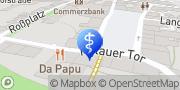 Karte terzo-Zentrum Reichenbach im Vogtland, Deutschland