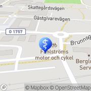 Karta Bollebygds Kiropraktorklinik Bollebygd, Sverige