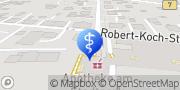 Karte terzo-Zentrum Geithain, Deutschland