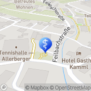 Karte Chalupny Stefan Dr. Wals, Österreich