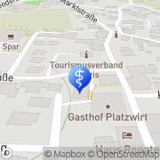 Karte Voithofer Alexander Dr Rauris, Österreich