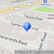 Map Prescription Psychiatrists Makati City, Philippines