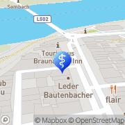 Karte Hynek Wolfgang Dr Braunau am Inn, Österreich