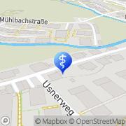 Karte Löffelberger Silvia Puch bei Hallein, Österreich