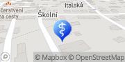 Map Grznárová Zdeňka MUDr. Holýšov, Czech Republic