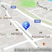 Karte Reschreiter Gunter Dr Werfen, Österreich