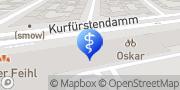 Karte Praxis Dr. med. Christoph Neise Berlin, Deutschland