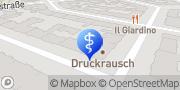 Map Dr. Rolf Kisro Zahnarzt und Arzt Berlin, Germany
