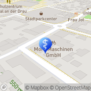 Karte Wohlkönig Margot - Ernährungstrainerin Villach, Österreich