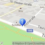 Karte Wutte Max Dr. Spittal an der Drau, Österreich