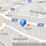 Karte Zmugg Günther DDr. Spittal an der Drau, Österreich