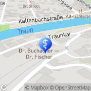 Karte Buchacher Anton Dr Bad Ischl, Österreich